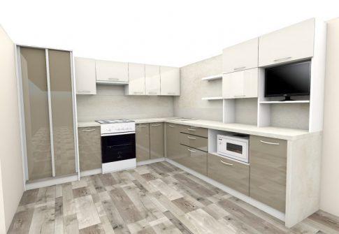Кухня 42-9