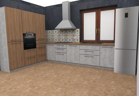 Кухня 36-9
