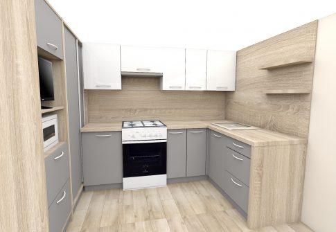 Кухня 42-3