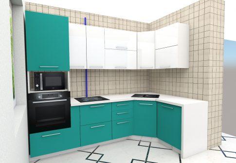 Кухня 43-1