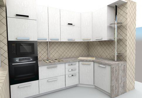 Кухня 43-10