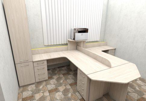 Столы офисные 12-1