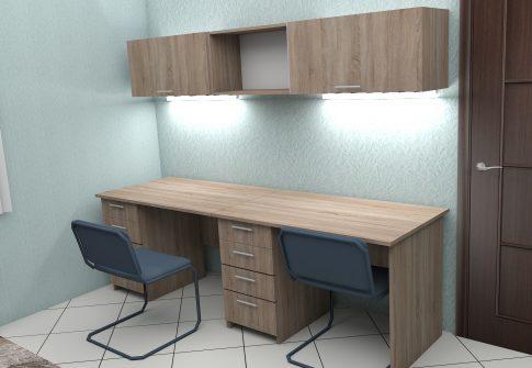 Столы офисные 17