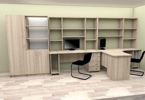 Столы офисные 20-1
