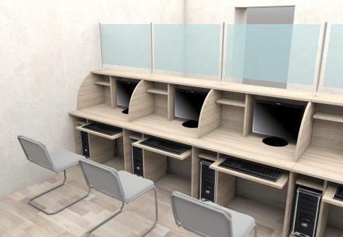 Столы офисные 21
