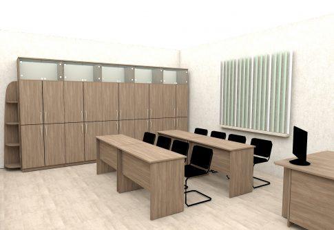 Столы офисные 6-3